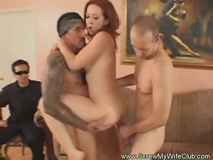 Hot Latina Swinger Wife