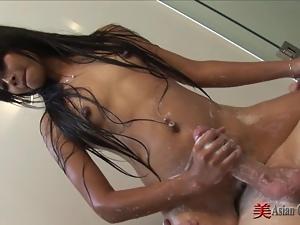 Soapy Thai Teens Sex Massage