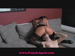 Femaleagent. No Viagra Needed