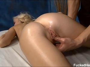 Hot 18 girl gets fucked hard