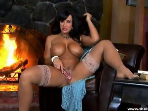 Super Sexy Lisa Ann Torments Her...