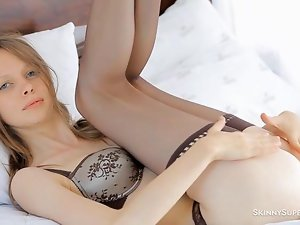 Ardous masturbation for beauty