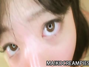 Misao Hamaguchi  Succulent Japanese Teen
