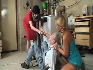 Grandpa Wants To Taste Some Nice...