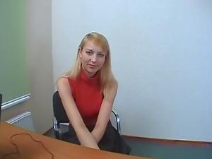 Innocent russian teen gwen casting