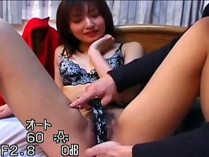 Lovely looking asian wife homemade