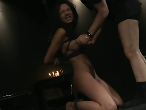 Abelia is a submissive sex toy