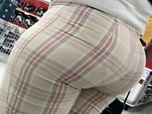 Huge butt Curvy Young lady - QC 117