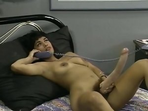 Fat shaft Hermaphrodite 2