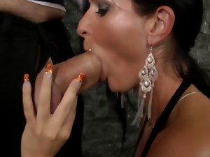 MAGMA FILM Raunchy German Mommy receives a huge shaft brutal and deep