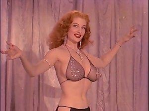 Receive IT OFF - vintage nylons striptease stockings