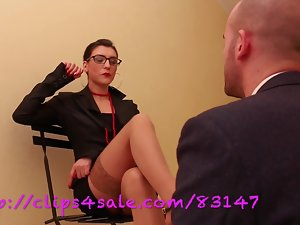 UNP027- Feetinception - Filthy Secreaty Dominatrix -FULL HD