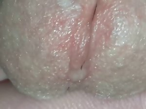 PRECUM AND CUMSHOT Really CLOSE....