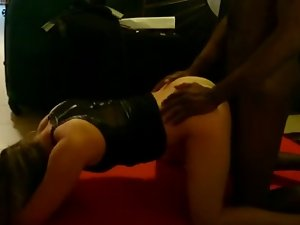Friends will be friends - dirty wife and lover filmed by husband 2