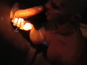 Gorgeous Gloryhole Video