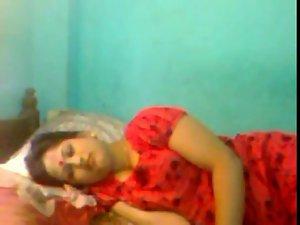desi- attractive bangla aunty