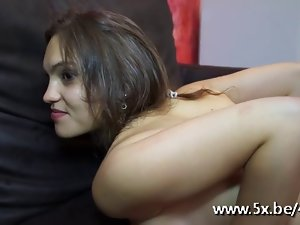Pretty Victoria rectal banged