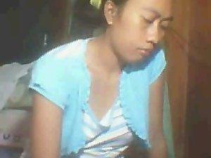 cross-eyed filipina