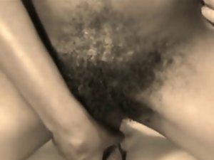 Dark & Curly