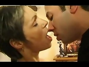 French experienced 29 asshole momma mommy and younger man