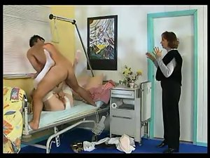 Granny hospital fun