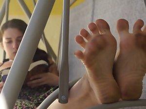 Sarah Filthy Feet