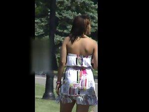Loose Summer Dress Booty(jiggle jiggle)