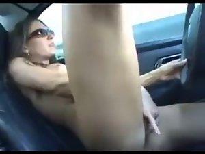 19yo ladies do it at speed