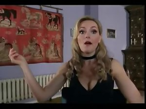 Martina Hill als sexual Verbrecherin