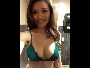 Attractive Bianca Lee