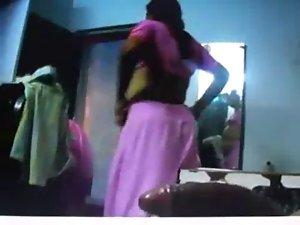 sensual indian aunt