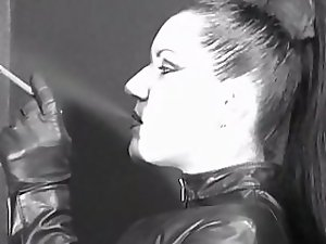 Mistress Silvia - Smoking Dominatrix