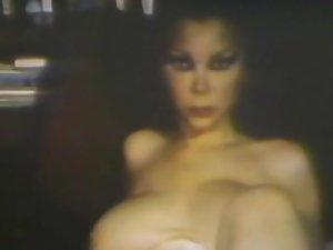 Tranny Porn Star Sulka on Electric Blue 1980's