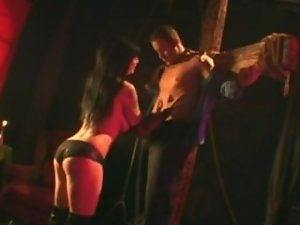 Texas Presley filthy dominatrix episode