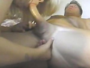 Lover's Guide - Milking - Prostate Massage With Slow Blowjob.