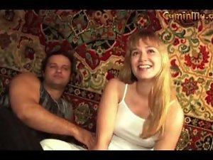 sensual russian parted couple