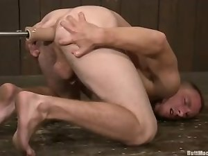 Sebastian Keys Machine Screwed - 155 thrusts per minute at cumshot!!!