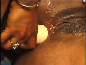 Dripping Ebony Dirty Lezzy Trio