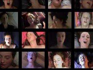 Woman Masturbation Orgasms Overkill