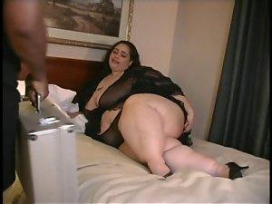 Big thick nympho