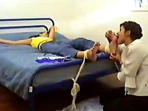 Brazilian Tickling Site - Sil and Fabi FULL