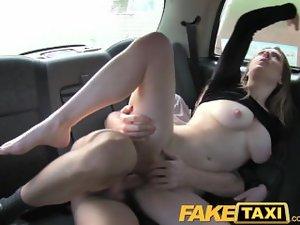 FakeTaxi Sex revenge on cheating guy