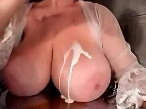 Milking Mommy Melons