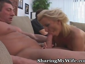 Attractive mature Cunt Fucked In Front Of Hubby