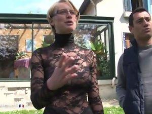 French- Diane bonne bourgeoise