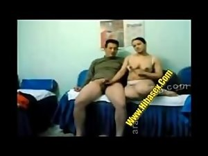 Arabian egyptian Grinding On Blue Couch