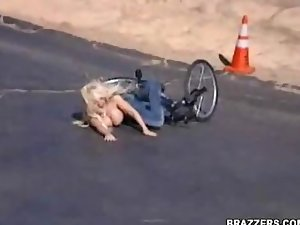 knockers accident wench