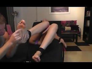 Maria Tickled Again