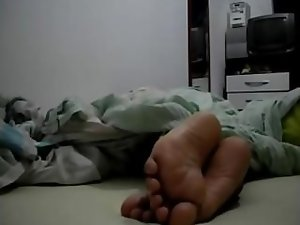 Sleepy Cumshot