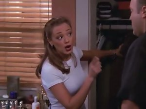 Leah Remini: Sexual Sassy Butt - Ameman